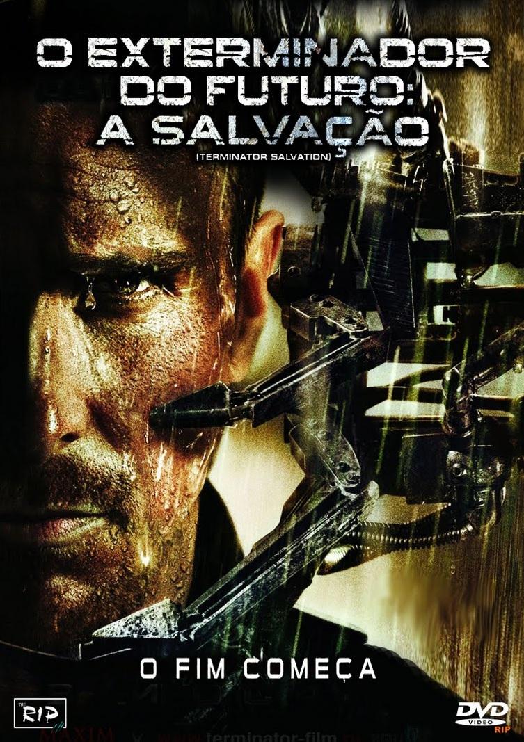 Poster do filme O Exterminador do Futuro: A Salvação