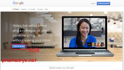 Cara Daftar Gmail / Akun Google Terbaru