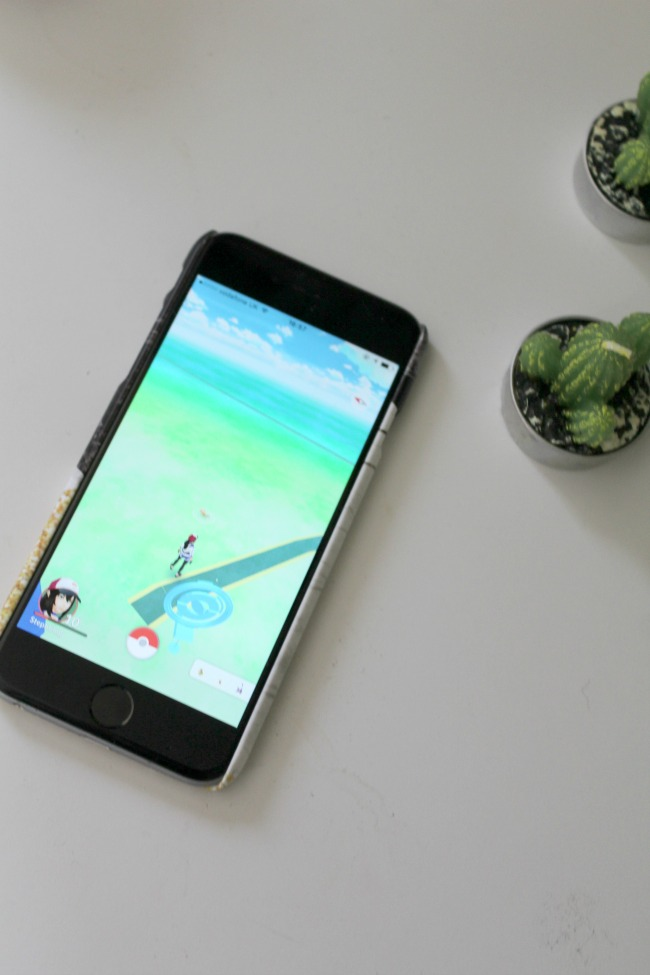 5 reasons why I love Pokemon Go. Nourish ME: www.nourishmeblog.co.uk