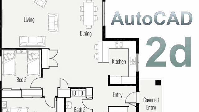 Chia sẻ khóa học AUTOCAD 2D từ cơ bản đến nâng cao