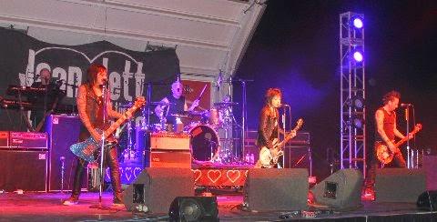 joan jett concert