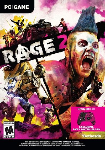 โหลดเกมส์ RAGE 2