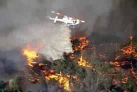INCENDIOS FORESTALES EN AUSTRALIA, 17 DE ENERO 2014