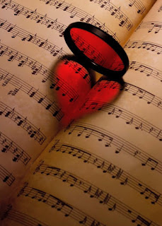 Lectura, muzica