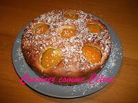 http://cuisinezcommeceline.blogspot.fr/2016/04/gateau-aux-peches.html