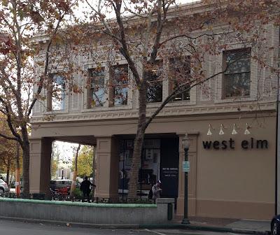 University Avenue Palo Alto West Elm Opening Soon