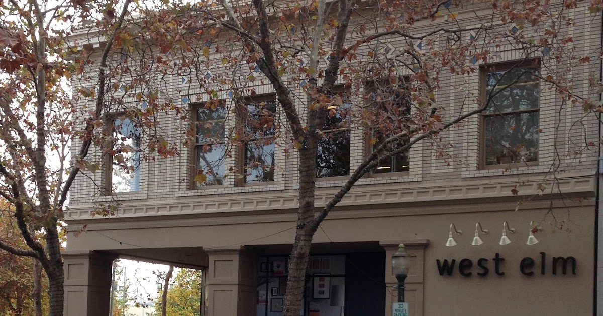 University Avenue Palo Alto West Elm Opening Soon