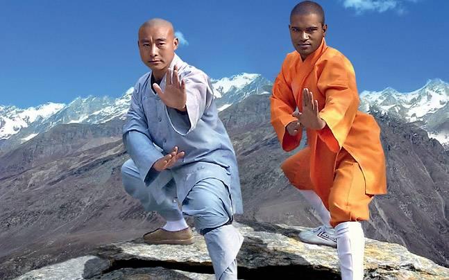 Shaolin Kung-Fu India Indian Kung Fu Master Shifu -9509