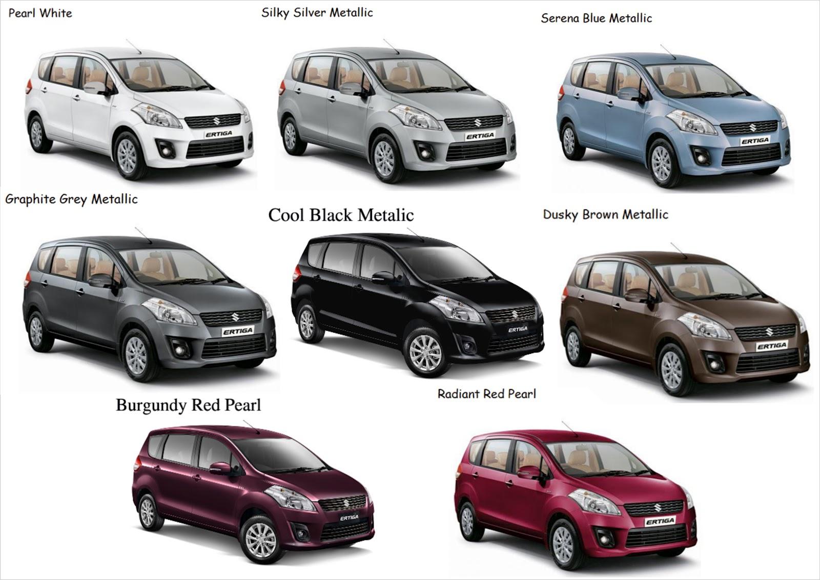 Harga Suzuki Ertiga Dan Spesifikasi  Suzuki Mobil