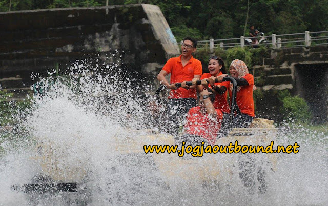 Outbound Lava Tour Jogja