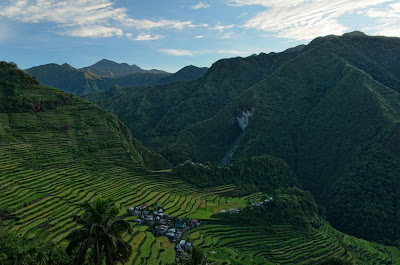 Good Morning Batad Rice Terraces