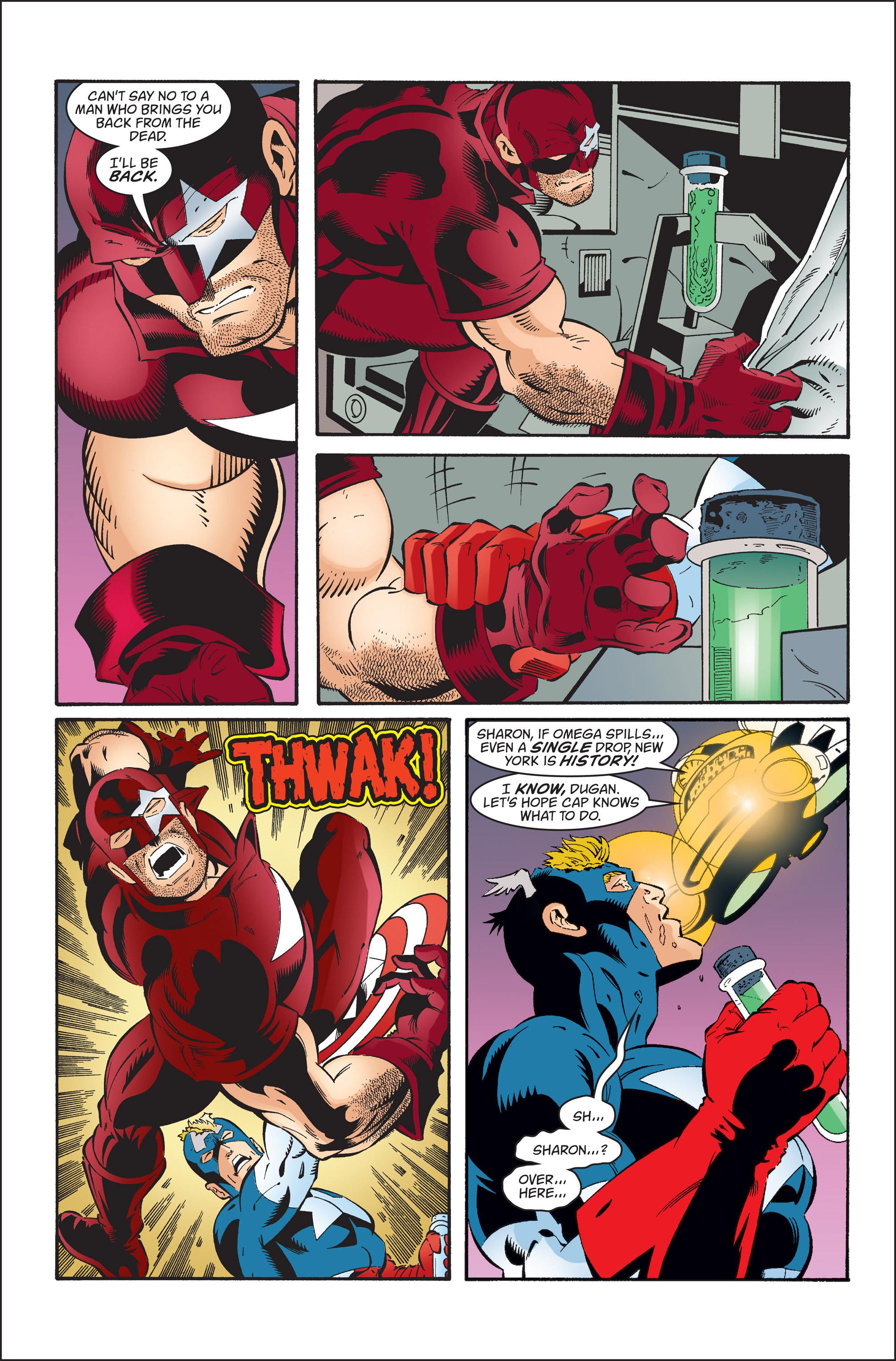Captain America (1998) Issue #35 #41 - English 20