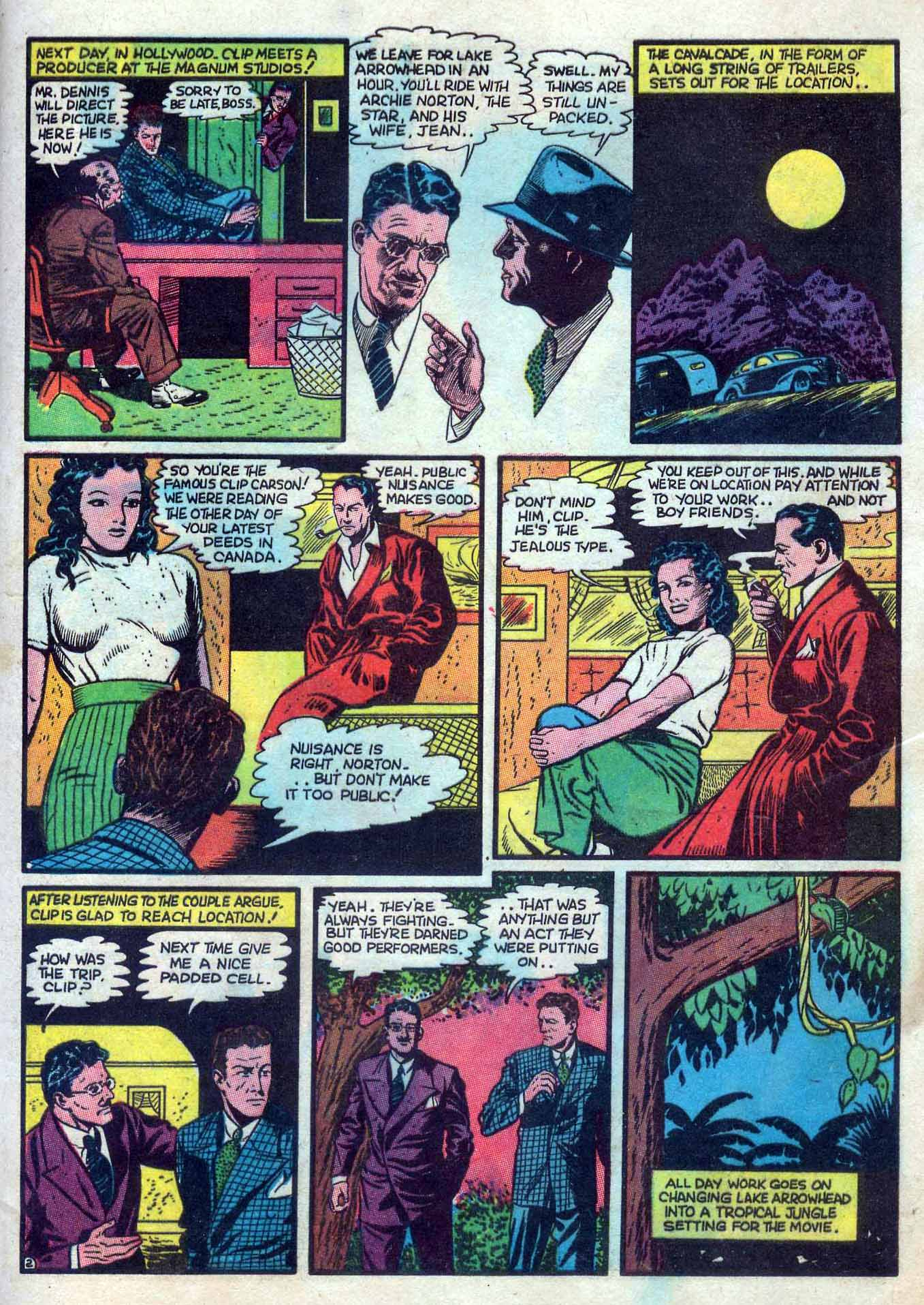 Read online Action Comics (1938) comic -  Issue #27 - 53