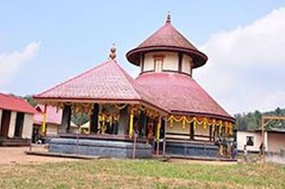 Kilimarathukavu Shiva Parvathy Temple Kadakkal Kollam Kerala