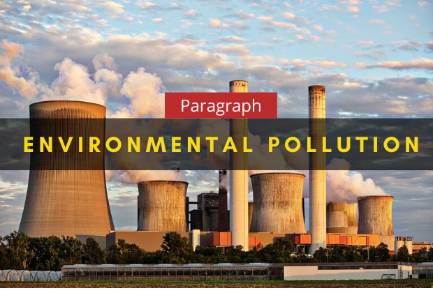 English Paragraph Environmental Pollution for class 6 7 8 9 10 SSC HSC JSC