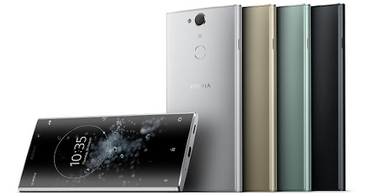 "SONY Xperia XA2 Plus with 6"" Full HD+ 18:9 display and Sony's Hi-Res Audio technology goes official - Price, Availability"