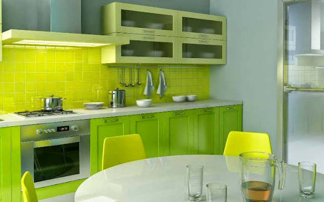 Choosing Kitchen Wall Paint Colors