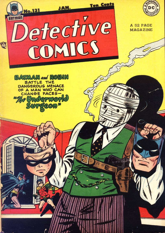 Detective Comics (1937) 131 Page 1