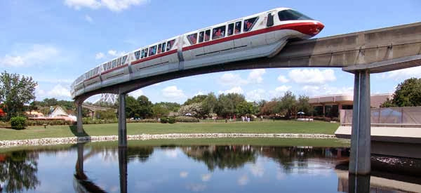 The Disney Monorail Pub Crawl