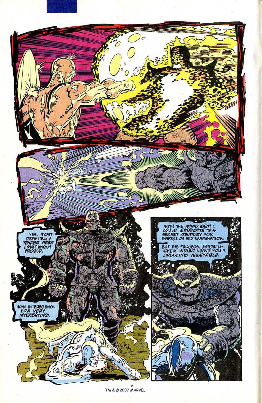 Read online Silver Surfer (1987) comic -  Issue #50 - 10