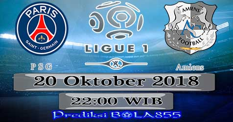 Prediksi Bola855 Paris Saint Germain vs Amiens 20 Oktober 2018