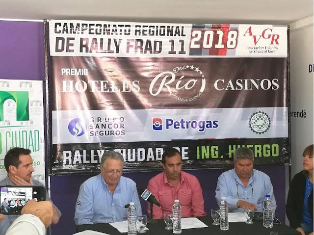 RALLY REGIONAL EN INGENIERO HUERGO