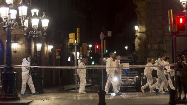 Autor del arrollamiento en Barcelona no está entre detenidos