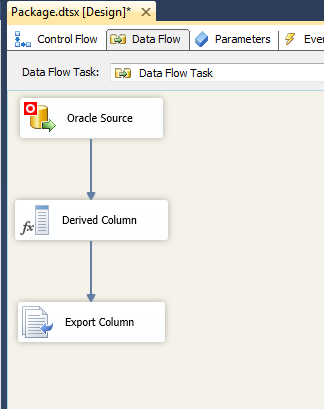 Microsoft Technologies: Extract Oracle Blob Image to