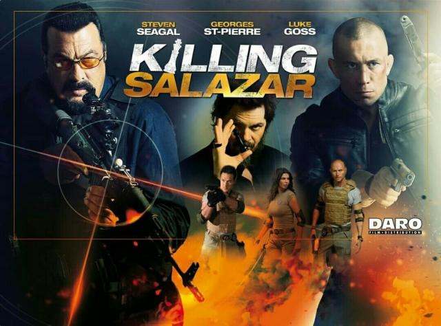Cuộc Đối Đầu Ngoạn Mục, Killing Salazar