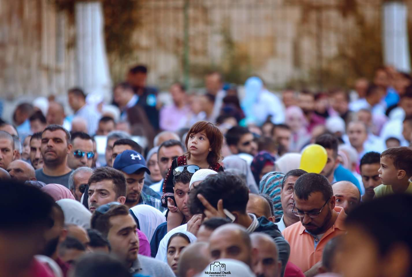 Eid al-Adha in Jerusalem