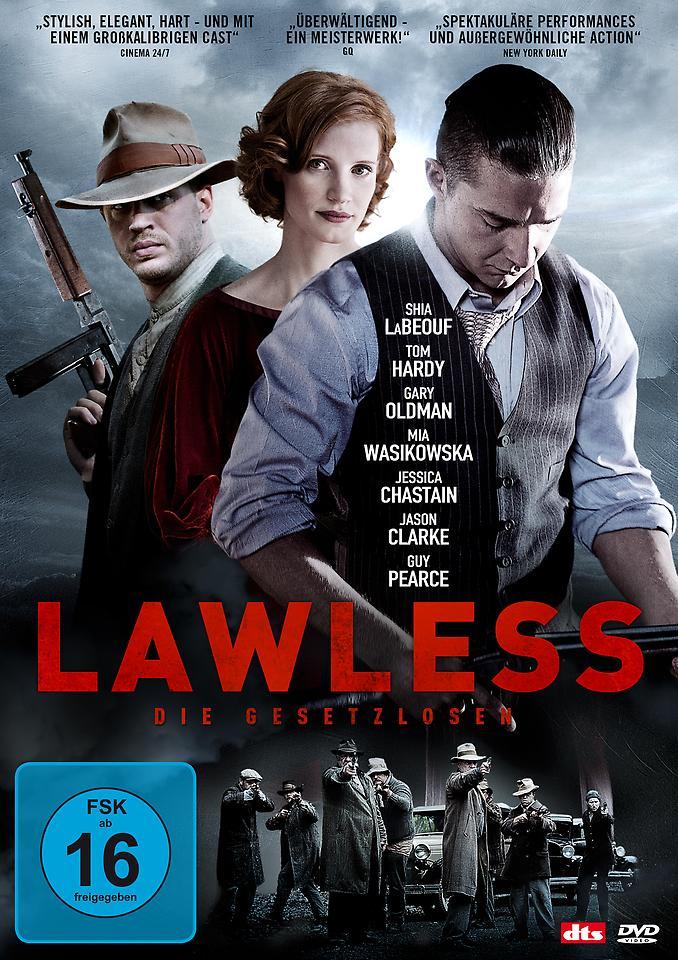 Lawless คนเถื่อนเมืองมหากาฬ [HD][พากย์ไทย]