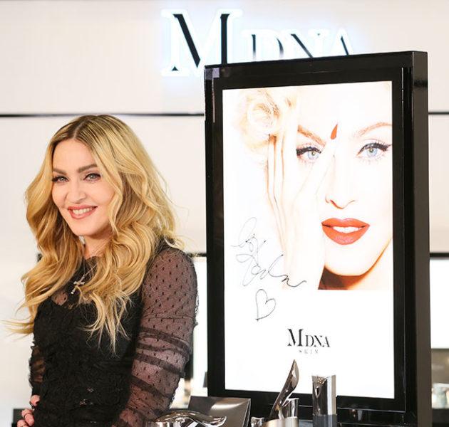 MDNA, la línea de cosmética de Madonna