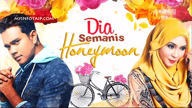 Dia Semanis Honeymoon Episod 4 - FULL EPISOD DIA SEMANIS HONEYMOON