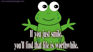 cool smile images quotes