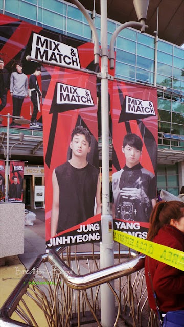 Mix & Match Final Match  iKon YG Team B