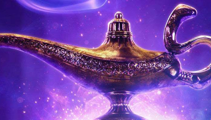 Aladdin: Live-action ganha primeiro cartaz
