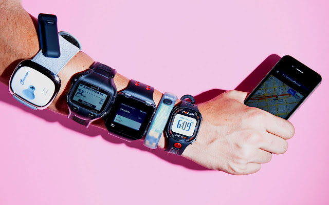 Fitness Trackers Are Useless