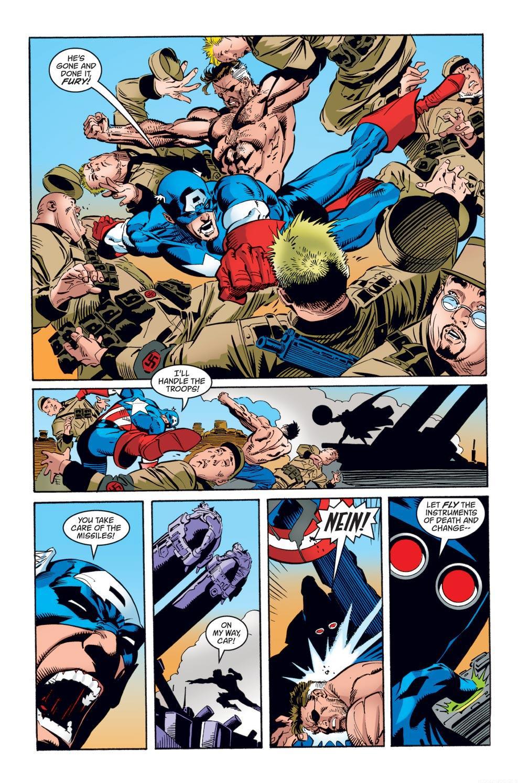 Captain America (1998) Issue #26 #32 - English 21