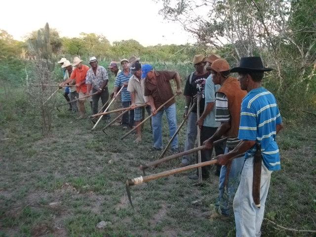 RÁDIO MAIRI FM NOTÍCIAS : Trabalhadores Rurais De Ichu