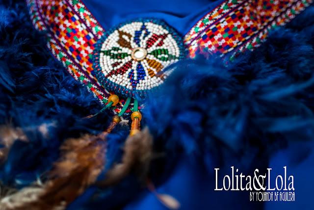pañuelo scarf lolitaylola yolanda f aguilera fular