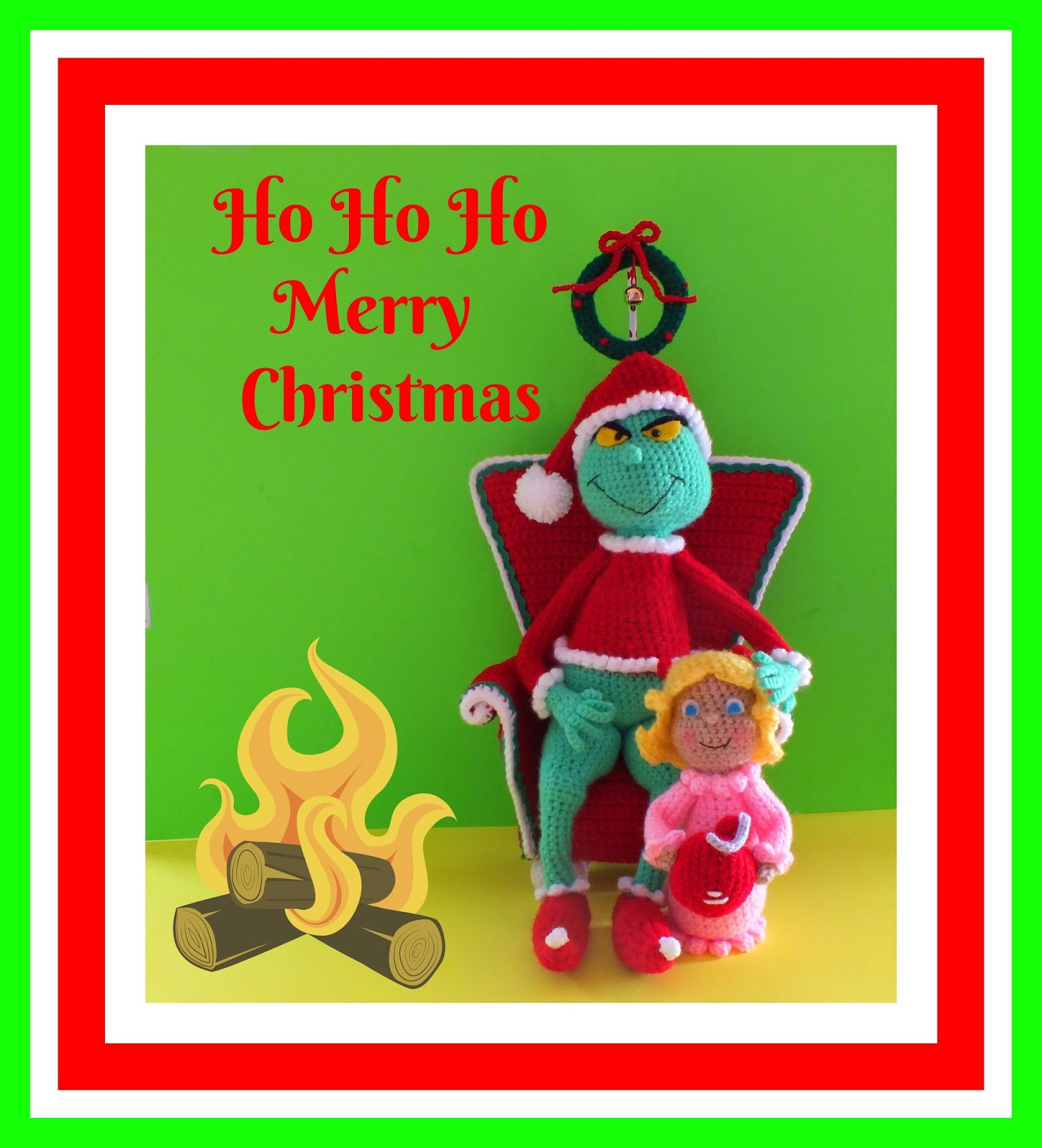crochet christmas chair covers blue chairs resort connie 39s spot crocheting crafting creating free