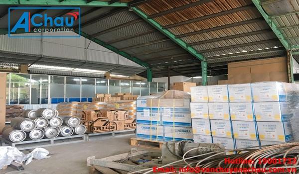 Vận chuyển hàng hoá từ Tp.HCM đi Đà Nẵng