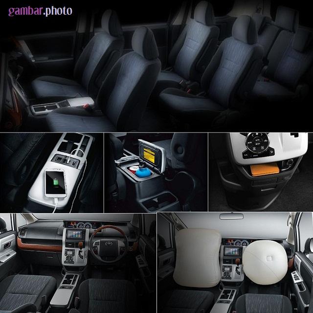 Toyota NAV1 Interior