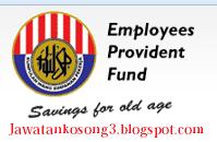 Kerja Kosong Terkini EPF/KWSP