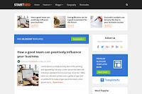 StartSeo adalah template blogger yang kuat dan profesional, sepenuhnya dioptimalkan untuk memuat blog Anda secepat mungkin