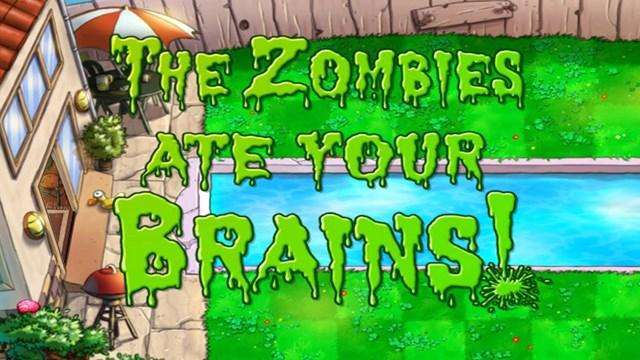 Download Plants vs Zombie 1 PC Games