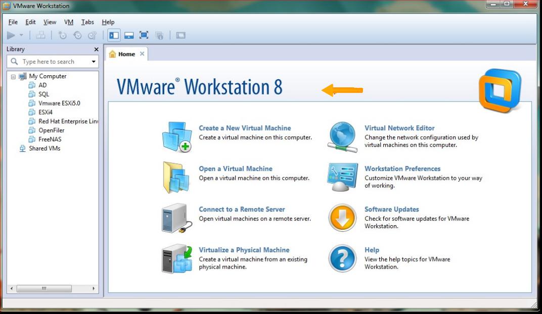 Vmware workstation 8.0.2