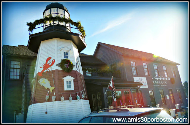Restaurante de Marisco en The Kittery Outlets