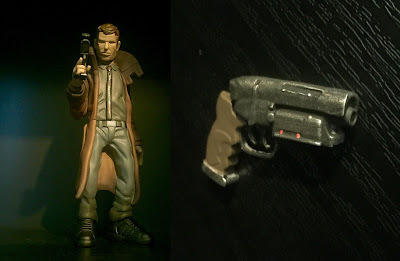 Blade Runner Deckard Resin Figure by WheresChappell