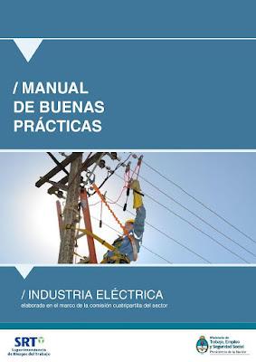 manual buenas prácticas industria eléctrica